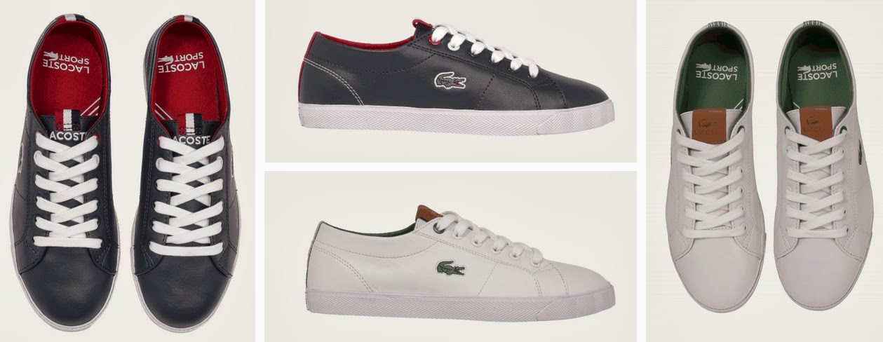 Lacoste x Urban Outfitters Marcel Sneakers Collaboration