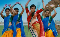 Lakshmi Menon Hot Navel show Still