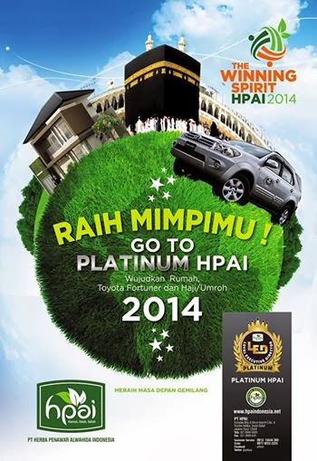 RAIH MIMPIMU, GO PLATINUM  !!!