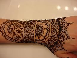 Arabic Mehandi Design