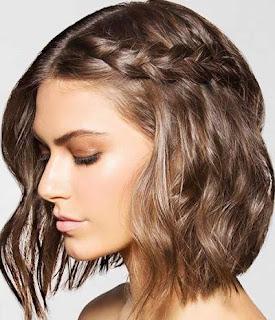 model kepang untuk rambut pendek