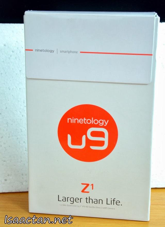 Ninetology U9 Z1
