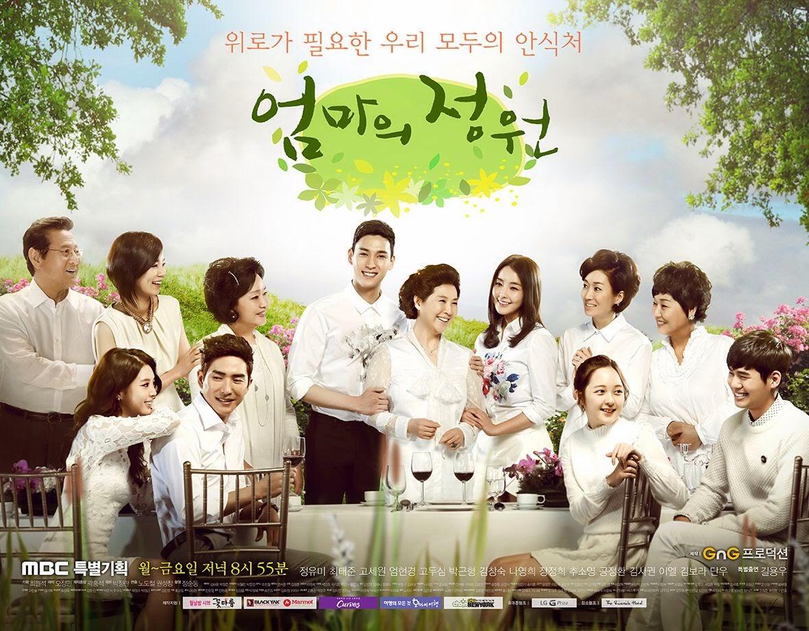 Ngôi Vườn Của Mẹ - Mother's Garden MBC 2014