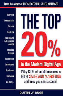 http://www.amazon.com/Top-20%25-businesses-MARKETING-succeed/dp/0990504646/ref=sr_1_1?s=books&ie=UTF8&qid=1446564530&sr=1-1&keywords=the+top+20%25+dustin+ruge