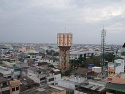 Menara Tirtanadi Sekarang