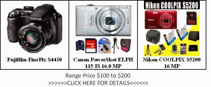 The List of Camera Price $100 to $200