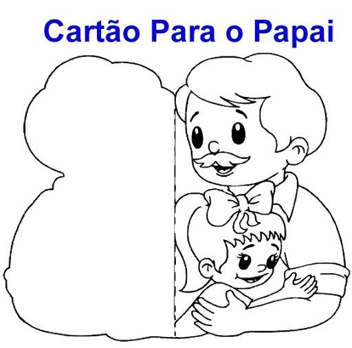 cartões dias dos pais