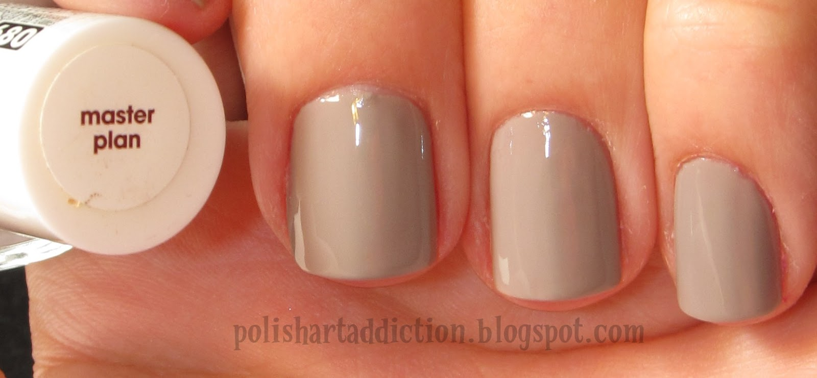 marketing plan on nail polish