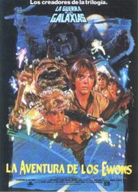Star Wars: La Aventura de los Ewoks – DVDRIP LATINO
