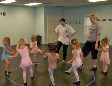 preschool tap classes charlotte