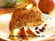 Jablkový nákyp - recept