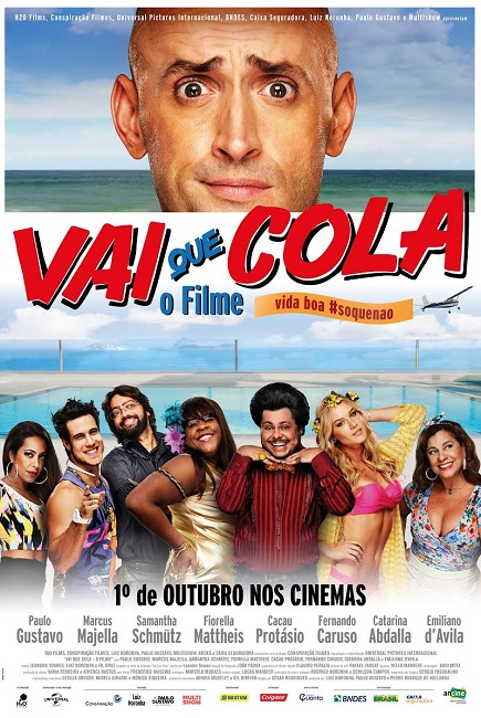 Vai que Cola: O Filme – Nacional (2015)