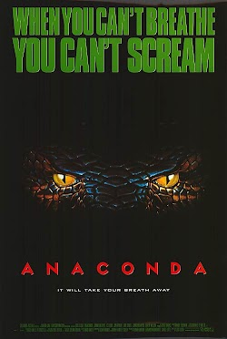 Mãng Xà Nam Mỹ - Anaconda (1997) Poster