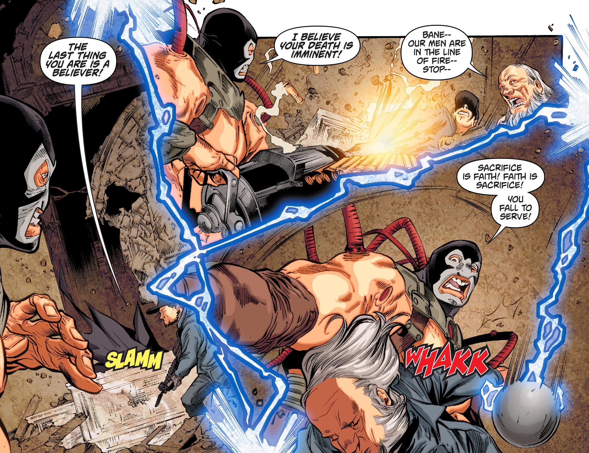 Batman: Arkham Knight [I] Issue #18 #20 - English 7