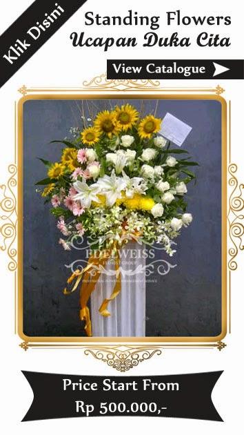 toko bunga ucapan turut berduka cita