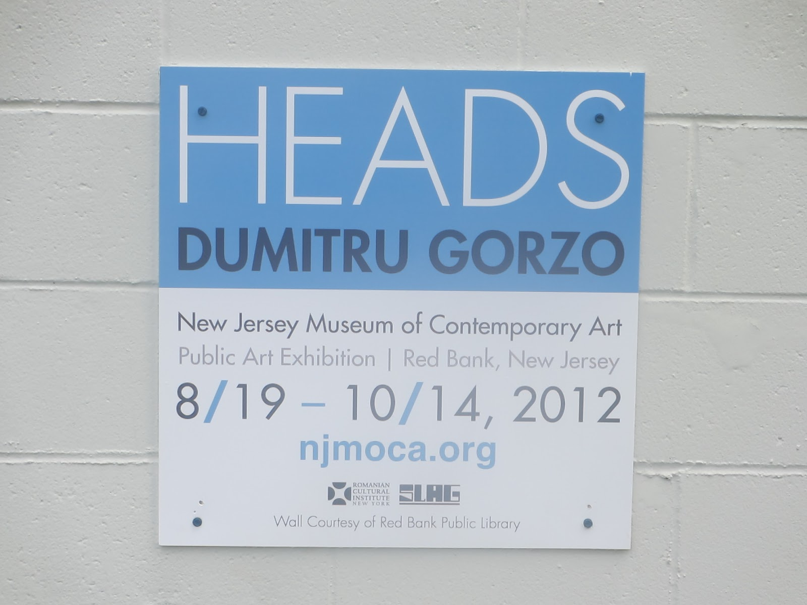 Heads...Dumitru Gorzo........Red Bank........ | Delicious Adventures