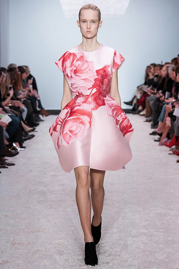 Giambattista Valli Fall/Winter 2014-2015 | Paris Fashion Week