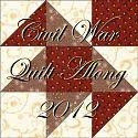 Civil War Quilt Along 2012