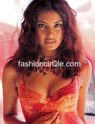 , Young Bipasha Basu Bikini Photoshoot For Elle Swimsuit Circa 1998 - hot Hot Hot!!!