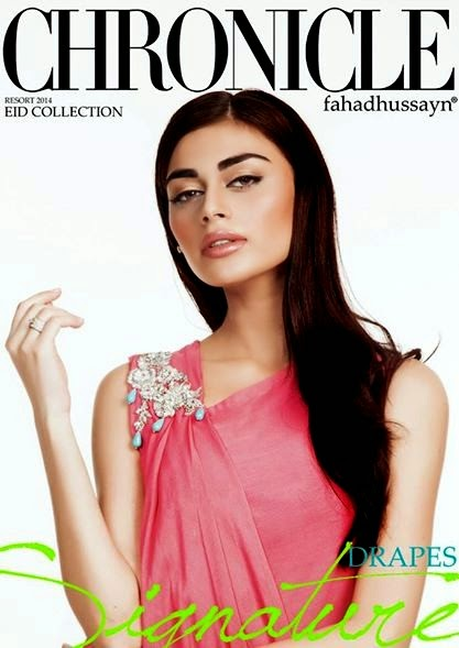 Fahad Hussayn Signature Drapes
