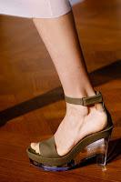 Сандали на платформа с малко токче на Stella McCartney