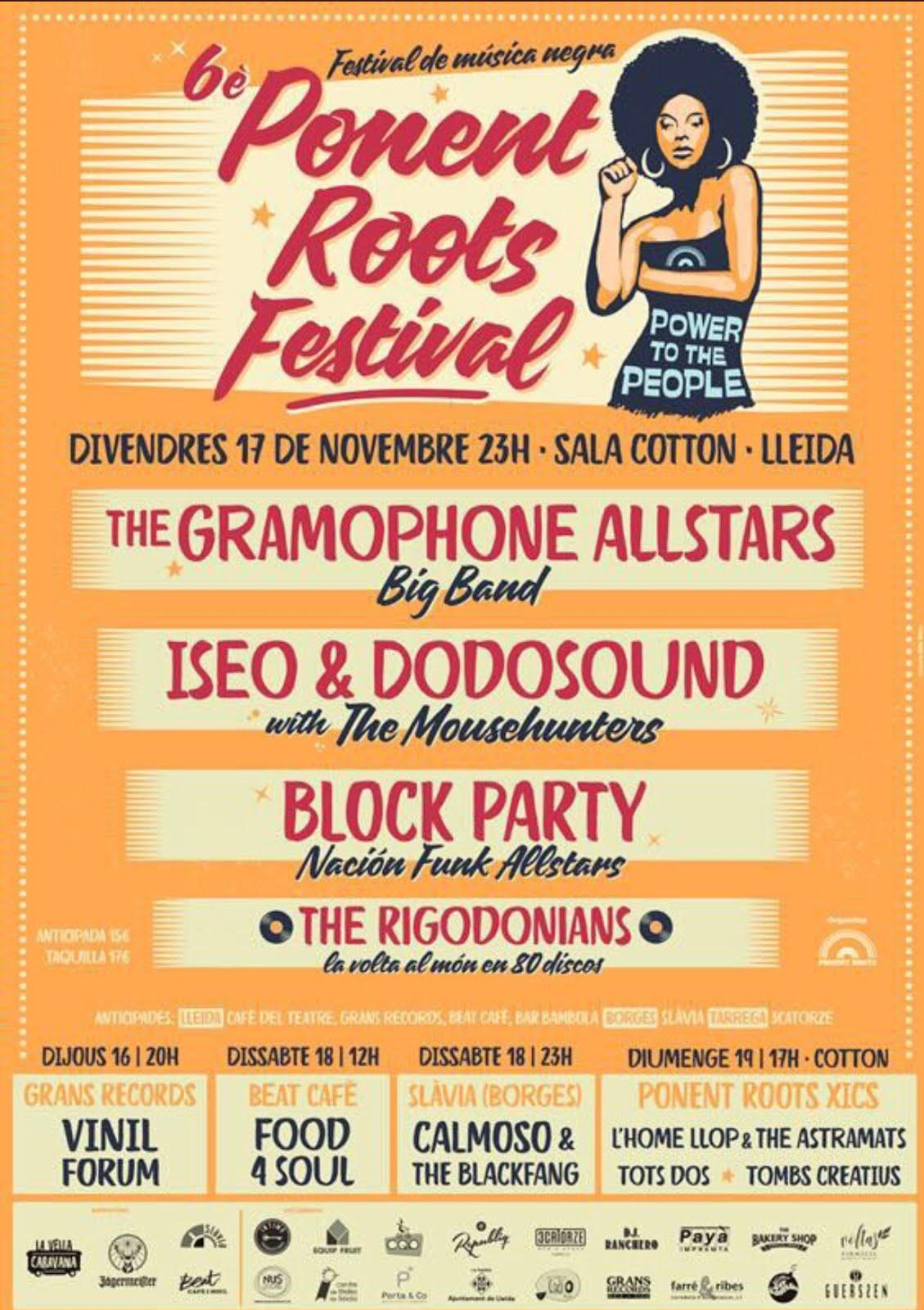 Festival de música negra