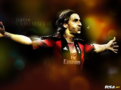 Goal celebration wallpaper zlatan brahimovic AC MILAN celebrations goal wallpapers