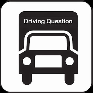 Driving Question Truck