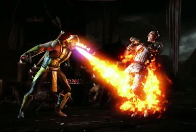 Mortal Kombat X: Free Klassic Fatality Pack