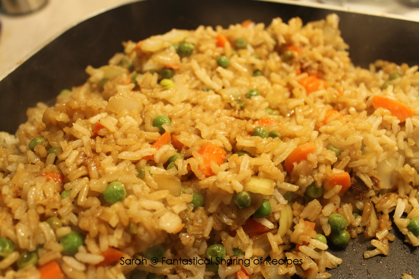 Mixed vegetables, Fried rice and Shrimp on Pinterest