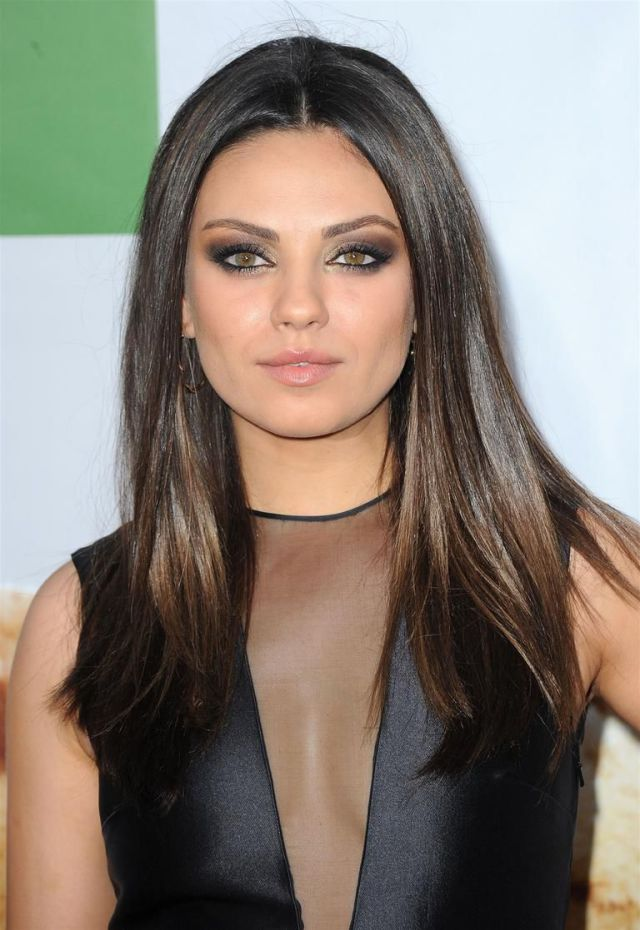 The Sexiest Woman Alive Mila Kunis Without Makeup ~ Damn Cool Pictures