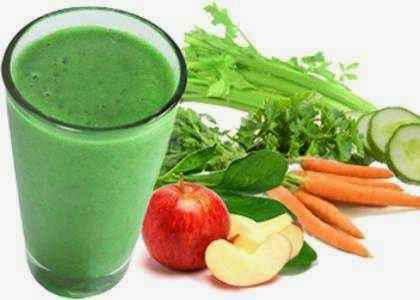 manfaat jus sayur sayuran