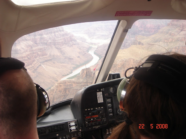 Helicopter View of Grand Canyon,USA