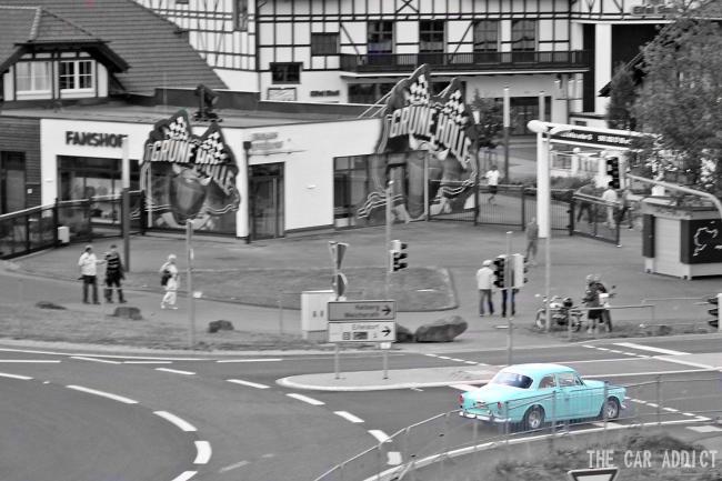 Carspotting Nurburgring 2013