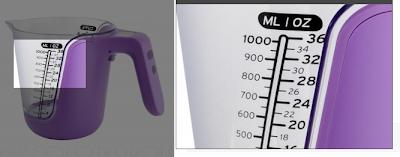 Equivalencia onza y litro