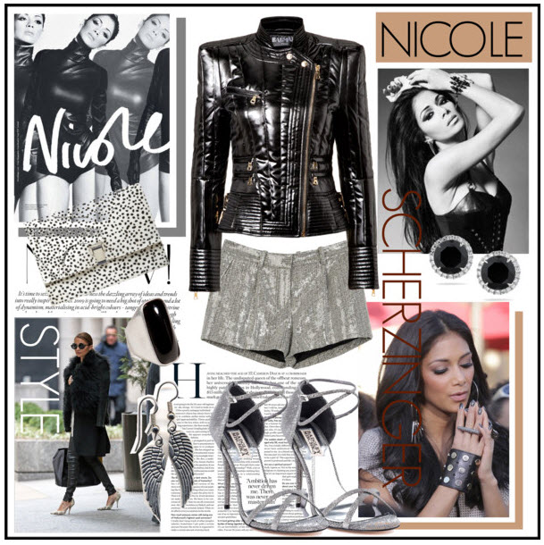celerity look with nicole scherzinger