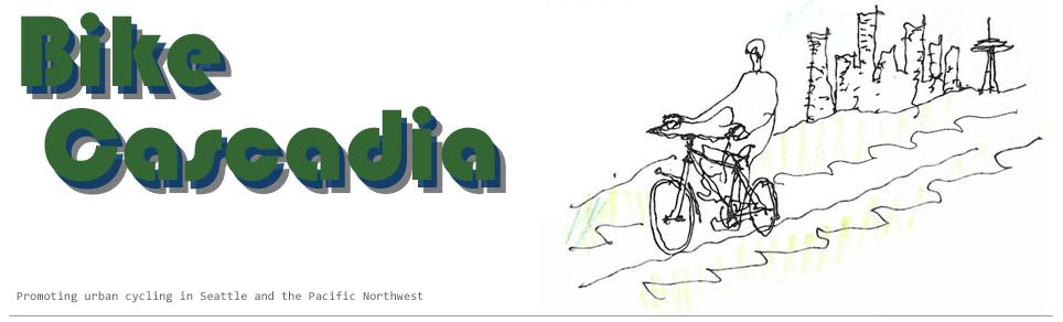 Bike Cascadia
