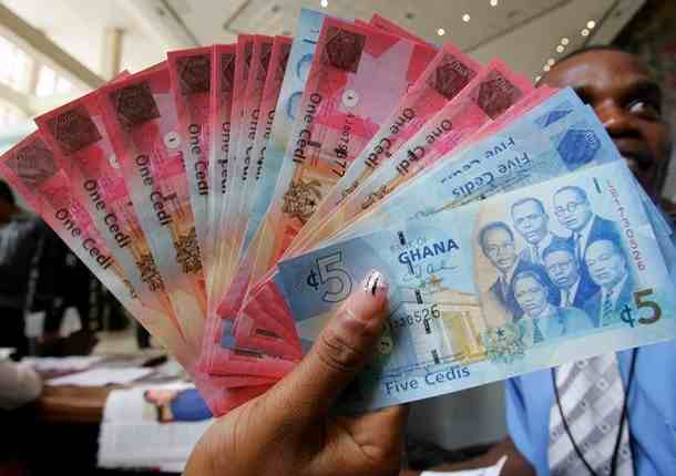 Interbank forex rate in ghana