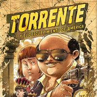 Torrente se pasa al cómic para viajar en el tiempo