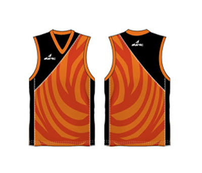 Australian Football Clothing