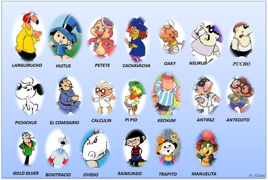 en 1967 se estrenó en televisión la serie de dibujos