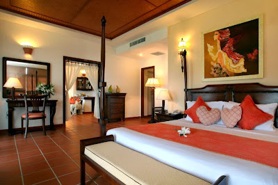Suite room in Palm Garden Resort Hoi An