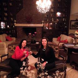 Sobre as Apreciadoras de Vinhos: Mãe (Sonia) e filha(Renata)
