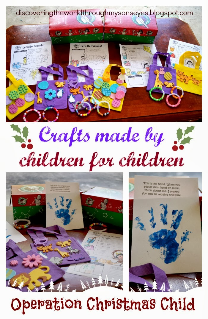 Operation Christmas Child Craft Ideas Part - 50: For More Ideas On Check Out My Operation Christmas Child Pinterest Board.  National Collection Week Is From November 18-25, So You Still Have Time To  Fill A ...