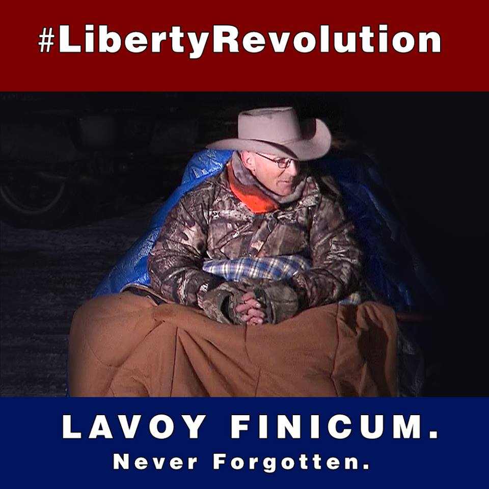 LaVoy Finicum will Never Be Forgotten