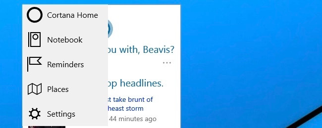How to Hide the Cortana Search Box on the Windows 10 Taskbar