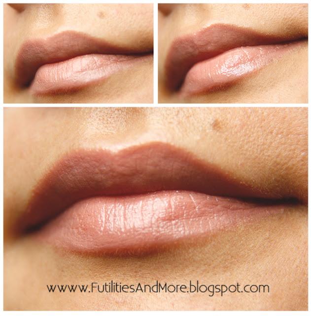 Mac, Nude, Lipstick, amplified, Blankety, partial to pink, futilitiesandmore.blogspot.com, futilities and more, futilitiesandmore