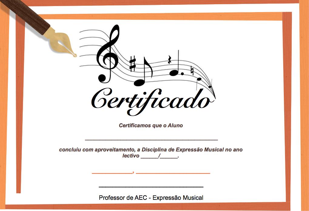 O Blog Da Express 227 O Musical 2011 2012 Certificado