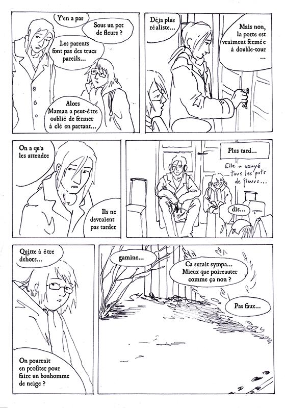 Les Clefs de chez soi, page 5 (Astate)