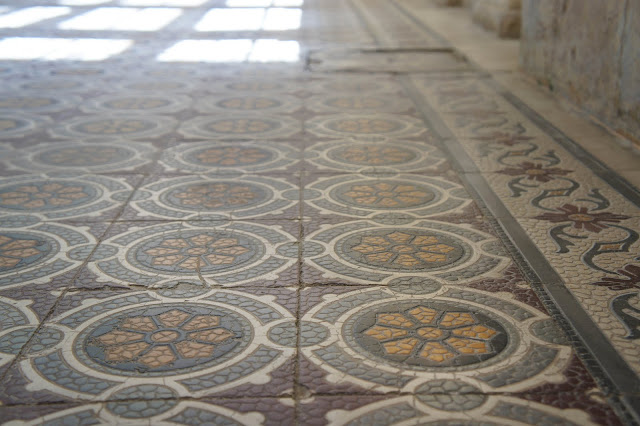 maltese tiled floors